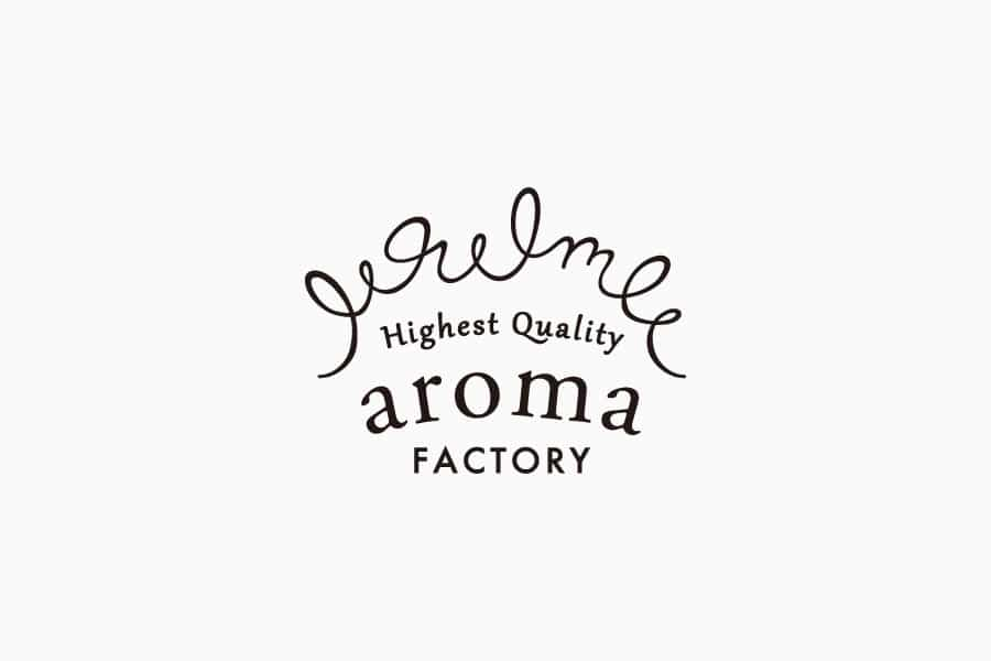 aroma factory ブランディング
